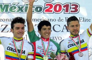 Isaac Bolívar y Félix Barón completaron el podio Sub-23