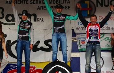 Leonardo Páez sigue cosechando éxitos con el TX Active-Bianchi