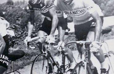 Cochise Rodríguez y su participación en el Giro de hace 4 décadas