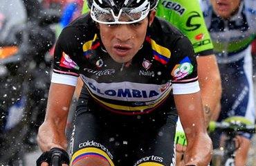 Duarte estuvo sensacional en la 'etapa reina' del Giro de Italia
