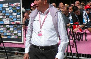 Gimondi se hace presente en la parte final del Giro