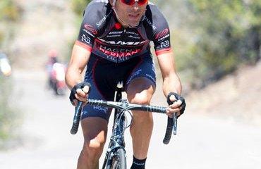 Jánier Acevedo es ahora tercero en la general individual