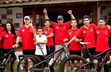 Muy buena fue la participación del equipo Specialized-Tugó en Ginebra (Valle)