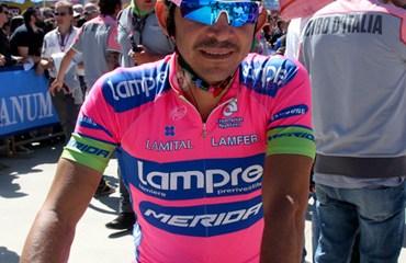 José Serpa listo para debutar en el Tour