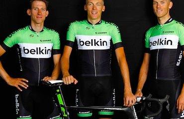 """El equipo Belkin Procycling """"debutará"""" en el Tour"""
