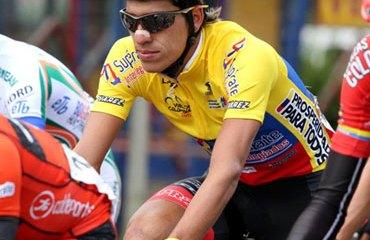 Millán fue al final quinto en la general individual