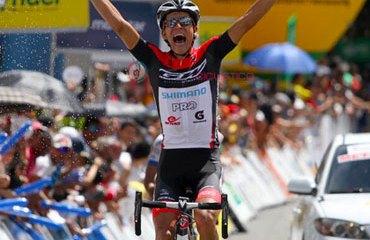 Millán ganó en Medellín y se tomó revancha de su mala jornada del jueves