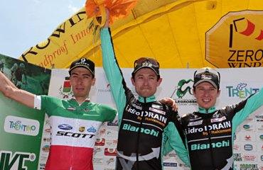 Leonardo Páez y un nuevo podio italiano