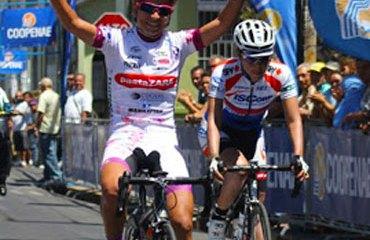 Lorena Vargas es una de las 2 colombianas en la prueba
