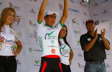 Sebastián Henao fue el vencedor en la Categoría Sub-23