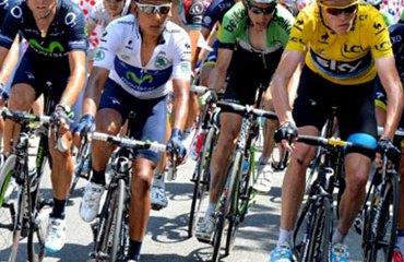 El colombiano ha demostrado ser uno de los mejores en la alta montaña del Tour