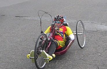 Bogotá apunta a quedarse con el título general en los nacionales de Paraciclismo
