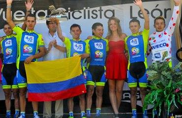 En Francia ruedan las esperanzas colombianas