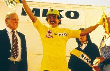 Alfonso Flórez (q.e.p.d) fue el primer vencedor colombiano en el Tour