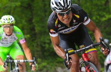Atapuma es ahora el mejor colombiano en carrera
