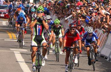 Peter Sagan primer ganador en el desafío americano