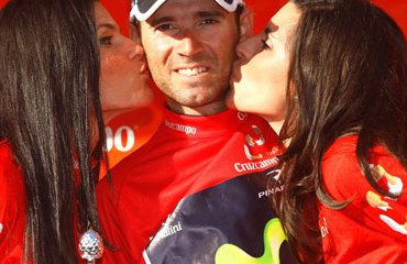 Valverde ya ganó la Vuelta en 2009