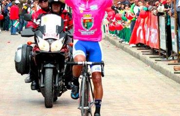 Cárdenas no se podía ir de la Vuelta sin un triunfo de etapa