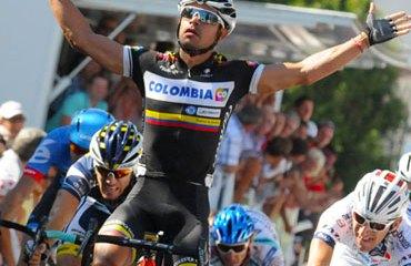 Leonardo Duque sale por otra victoria en la presente temporada