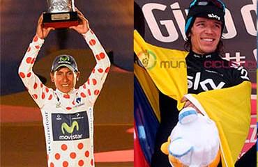 Colombia ubica a 4 de sus principales corredores dentro de los 25 mejores del mundo
