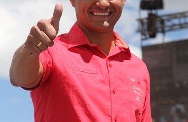 Luis A. Cely en la pasada Vuelta a Colombia