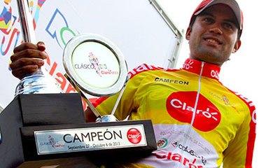 Gómez se consagró como nuevo rey del Clásico RCN-Claro 2013
