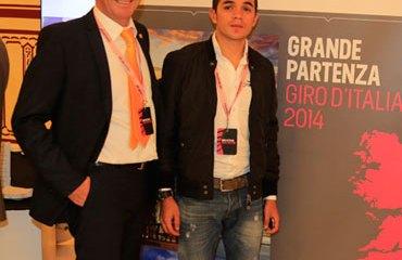 Tanto Corti como Duarte aspiran a estar en el Giro 2014