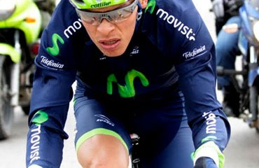 Freddy Montaña es ahora el mejor colombiano en la Vuelta