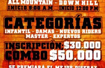 Este domingo, fiesta del Ciclomontañismo en el Castillo de Marroquín (Chía)