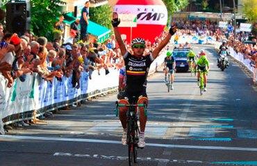Fabio Duarte es el actual campeón de esta semiclásica italiana