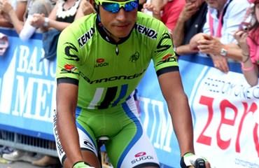Sarmiento en el Giro 2013
