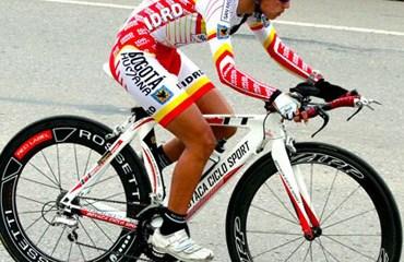 Liliana Moreno quedó a una jornada de ser la mejor corredora de la prueba