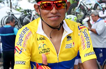 Largo apunta a disputar el Giro de Italia 2014 con el Team Colombia