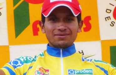 Salvador Moreno campeón en Bolivia