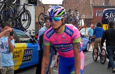 Anacona en el pasado Eneco Tour