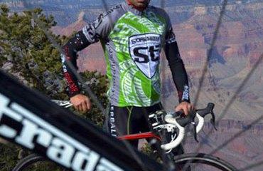 Grajales completará en 2014, 12 temporadas en el ciclismo estadounidense