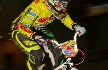 """""""La Tata"""" es figura reconocida en el Bicicross norteamericano"""