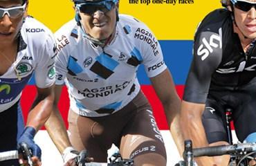 Colombia sigue sonando en el concierto ciclístico mundial