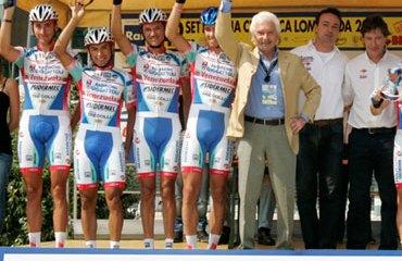 El Androni ya tiene cupo asegurado para el próximo Giro