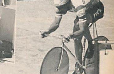 Más de 300 invitados estuvieron ese año (1984) en México apoyando a su ídolo ciclístico