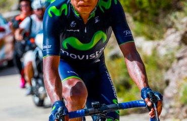 Quintana remató su éxito final en el 8º Tour de San Luis en Argentina