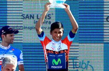 Quintana consiguió el primer título de la temporada 2014