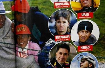 Colombianos fueron noticia de nuevo en la siempre prestigiosa BiciSport