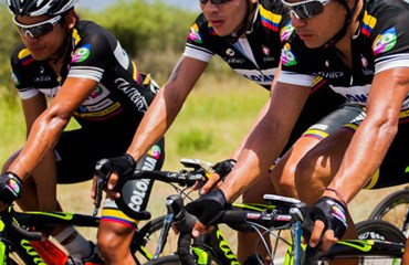 El Team Colombia estará de nuevo en las Clásicas de las Ardenas