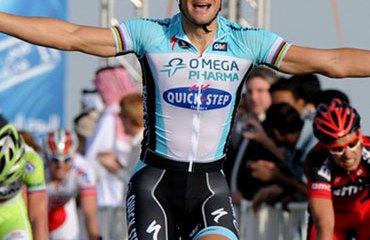 Boonen ya suma 21 victorias de etapa en la prueba asiática