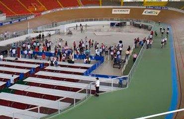 El Velódromo Alcides Nieto Patiño y sus nuevas remodelaciones