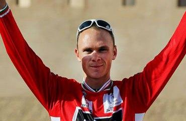 El actual campeón del Tour de Francia ya tiene en el bolsillo su segunda corona en Omán