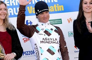 Betancur pasó a la historia como el primer colombiano en ganar la París-Niza
