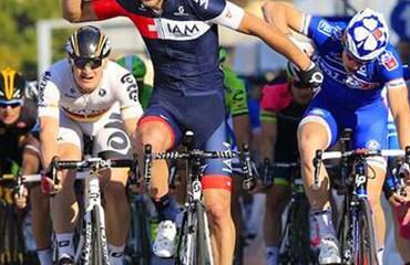 El italiano Pelucchi abrió su senda de victorias de 2014