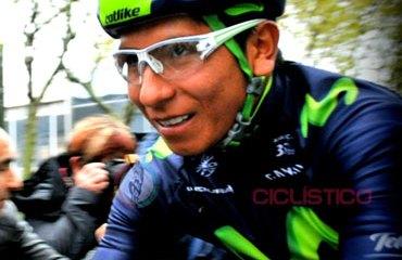 Quintana es tercero del ranking individual